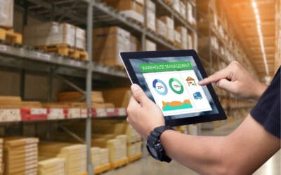 DHS selects NC Vision to power Warehouse Management